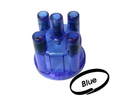 Tête d'allumeur bleue