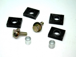kit montage caisse/chassis (joue d'aile ar)