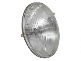 "Optique type ""sealed beam"" (phare USA ou buggy) 6volts"
