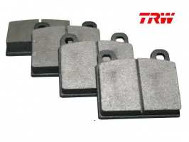 Plaquettes de frein pour Combi et Transporter 73/86 qualité TRW