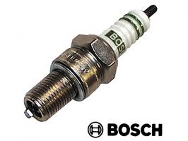 Bougie d'allumage Bosch WR7DC culot long moteur origine ou légèrement préparé