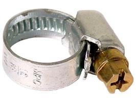 Collier de tuyau d'essence 7.5 mm qualité supérieure