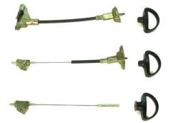 Cable trappe à essence