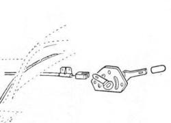 Cable de capot