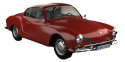 karmann ghia icone